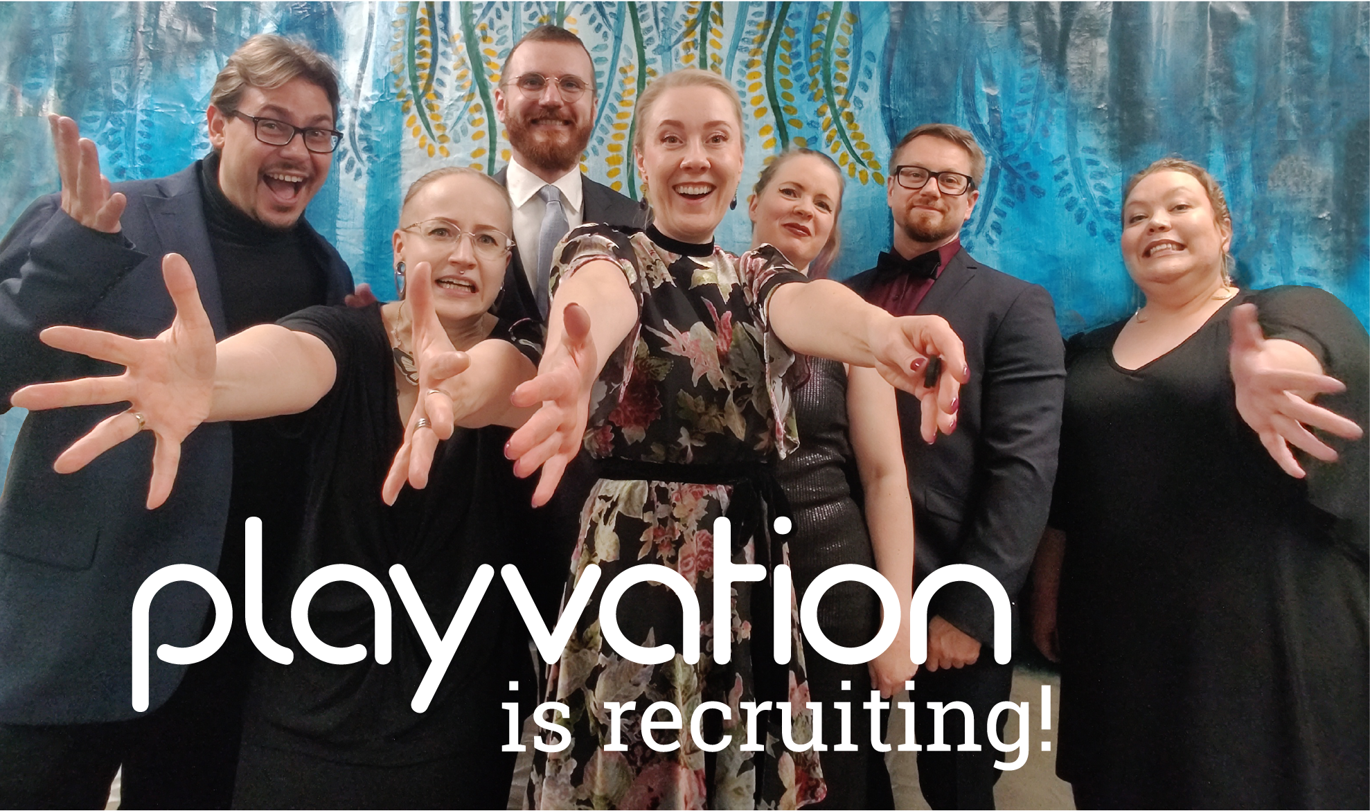 Playvation is recruiting